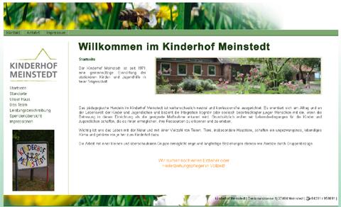 Kinderhof Meinstedt